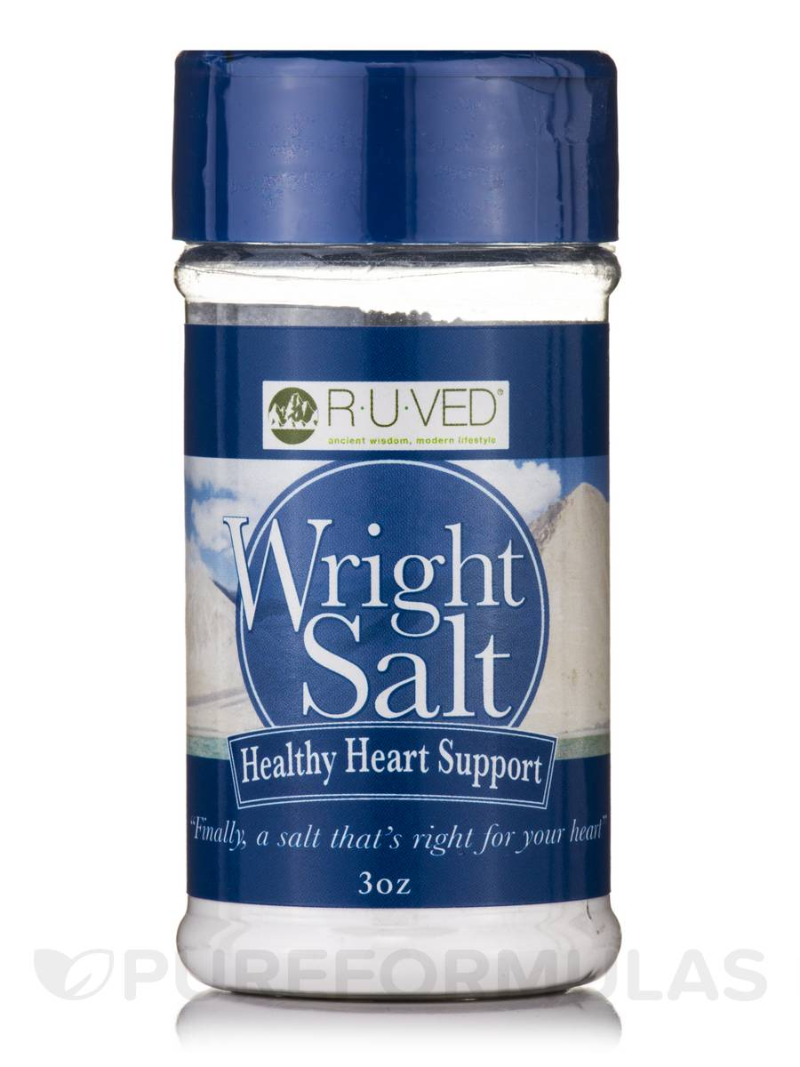 Wright Salt - 3 oz