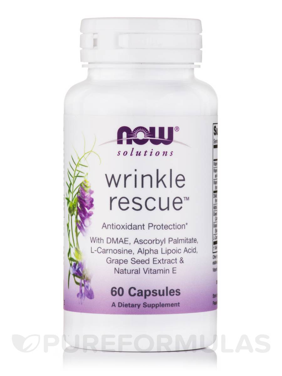Wrinkle Rescue - 60 Capsules