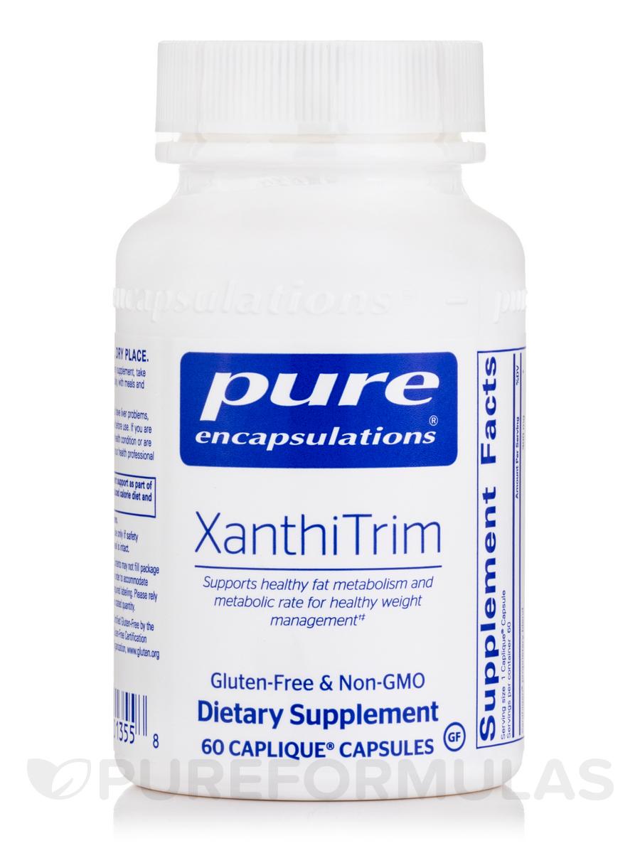 XanthiTrim - 60 Caplique® Capsules