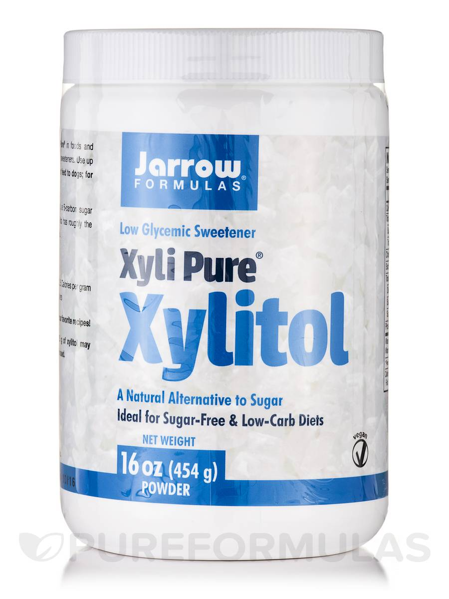 Xyli Pure Xylitol Powder - 16 oz (454 Grams)