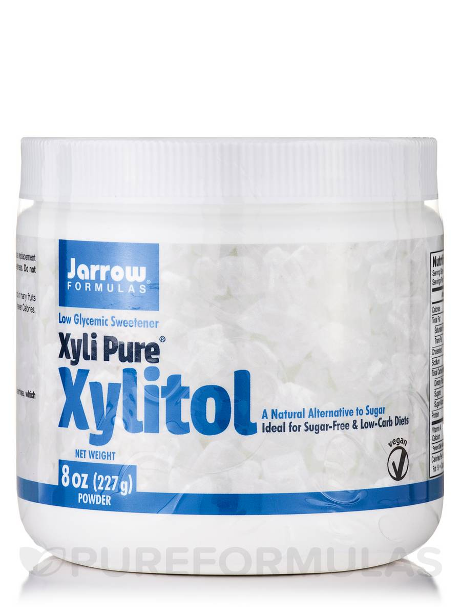 Xyli Pure Xylitol Powder - 8 oz (227 Grams)