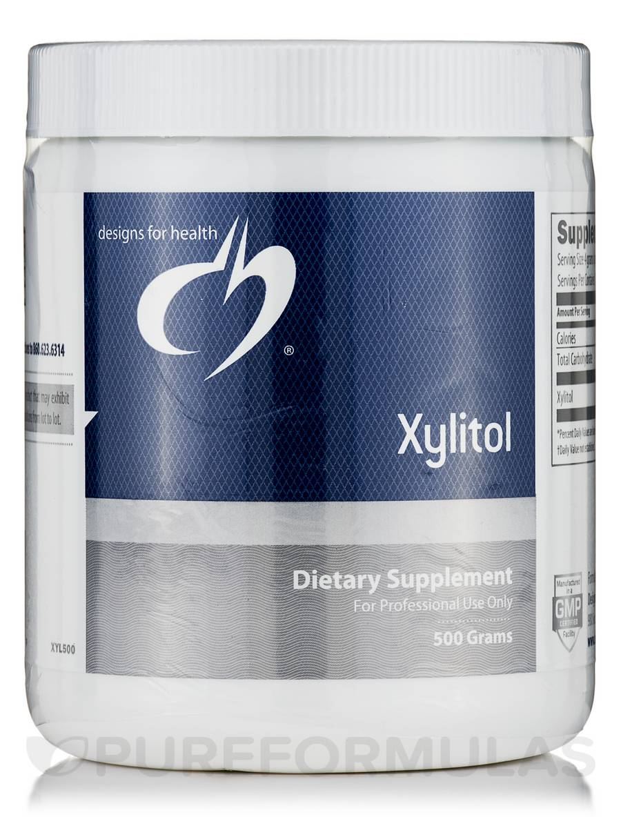 Xylitol Powder - 500 Grams