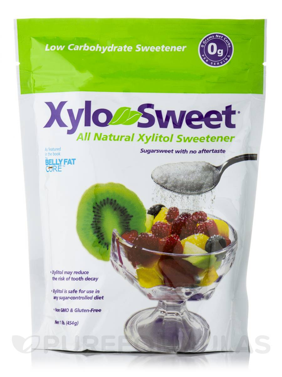 XyloSweet Granules - 1 lb (454 Grams)