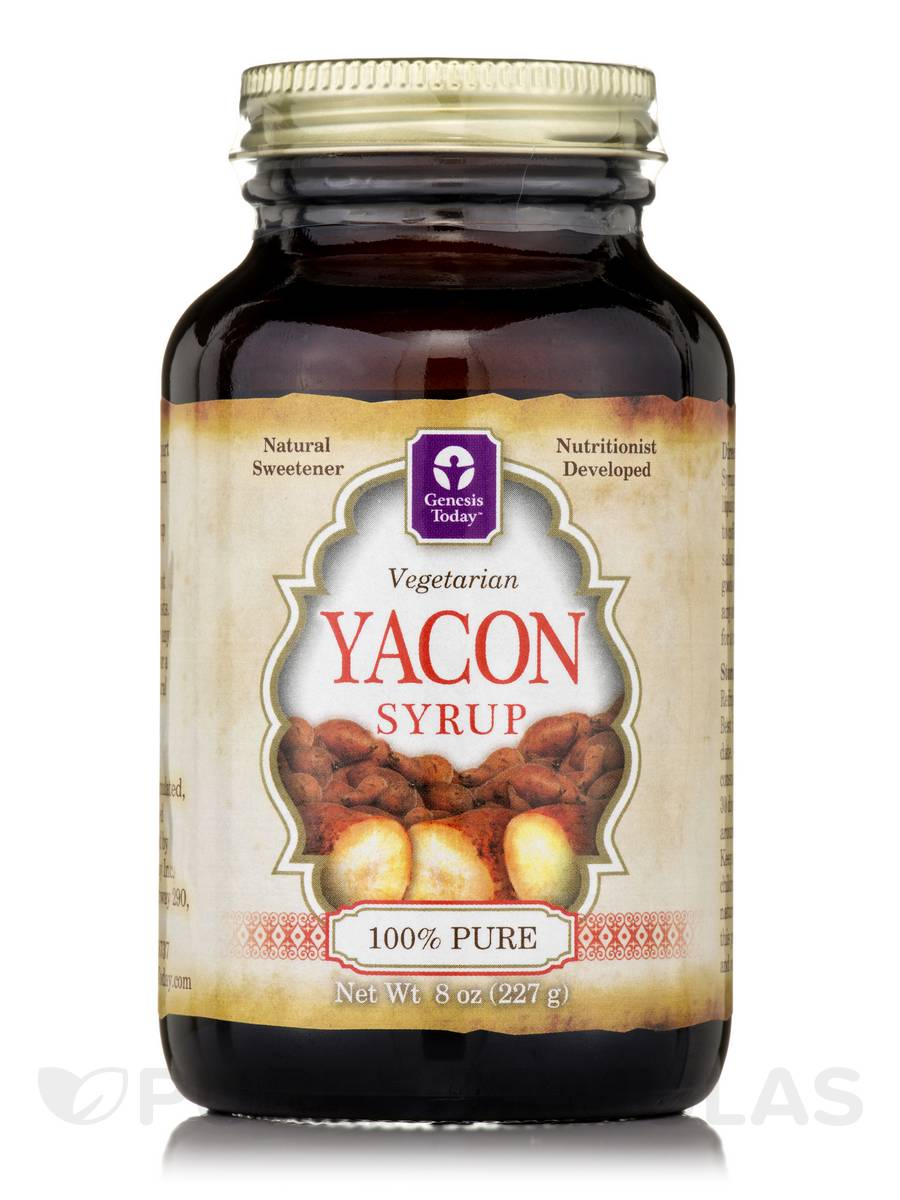 Yacon Syrup - 8 oz (227 Grams)