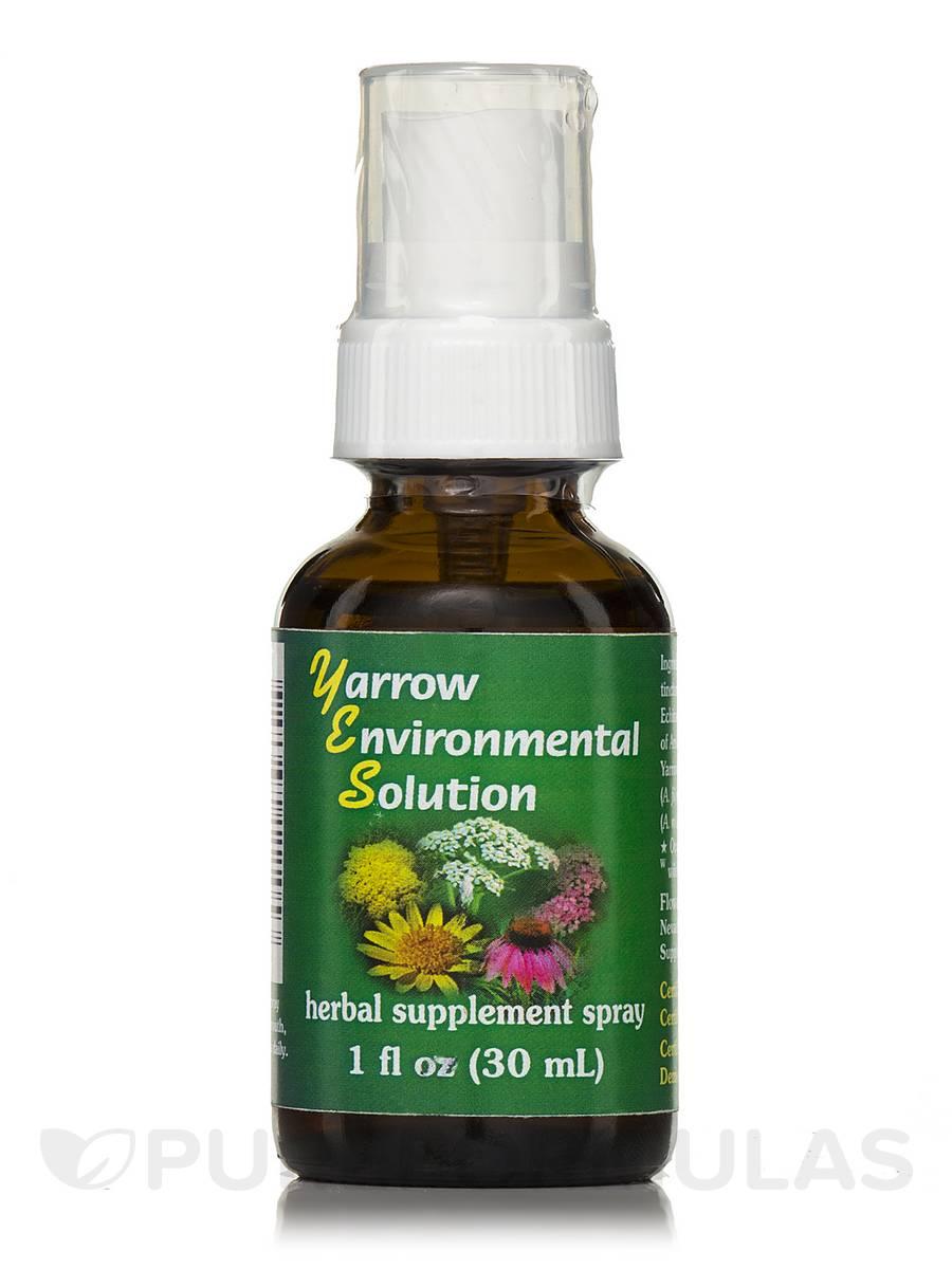 Yarrow Environmental Solution Spray - 1 fl. oz (30 ml)