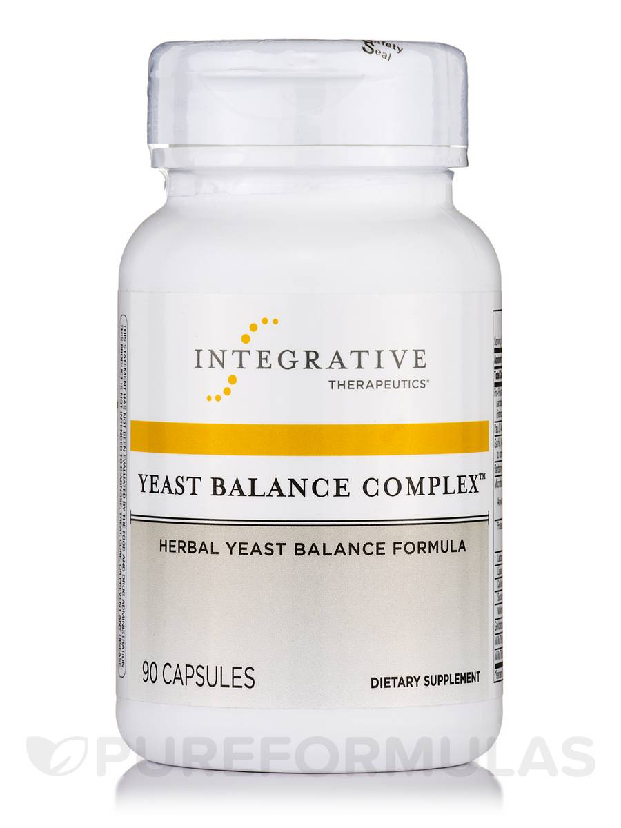 Yeast Balance Complex - 90 Capsules