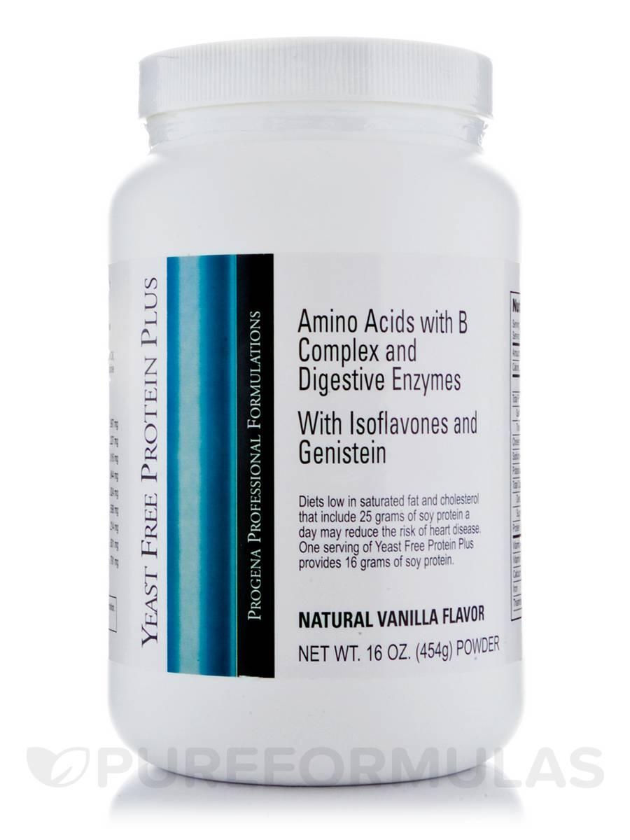 Yeast-Free Protein Plus Powder - 16 oz (454 Grams)