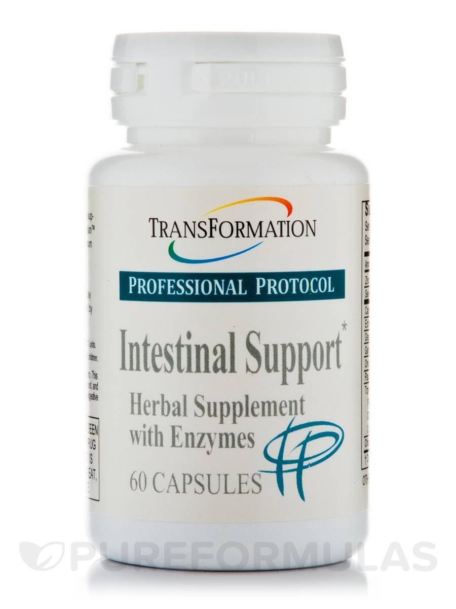 Intestinal Support (formerly Yeast/Fungal Detox) - 60 Capsules