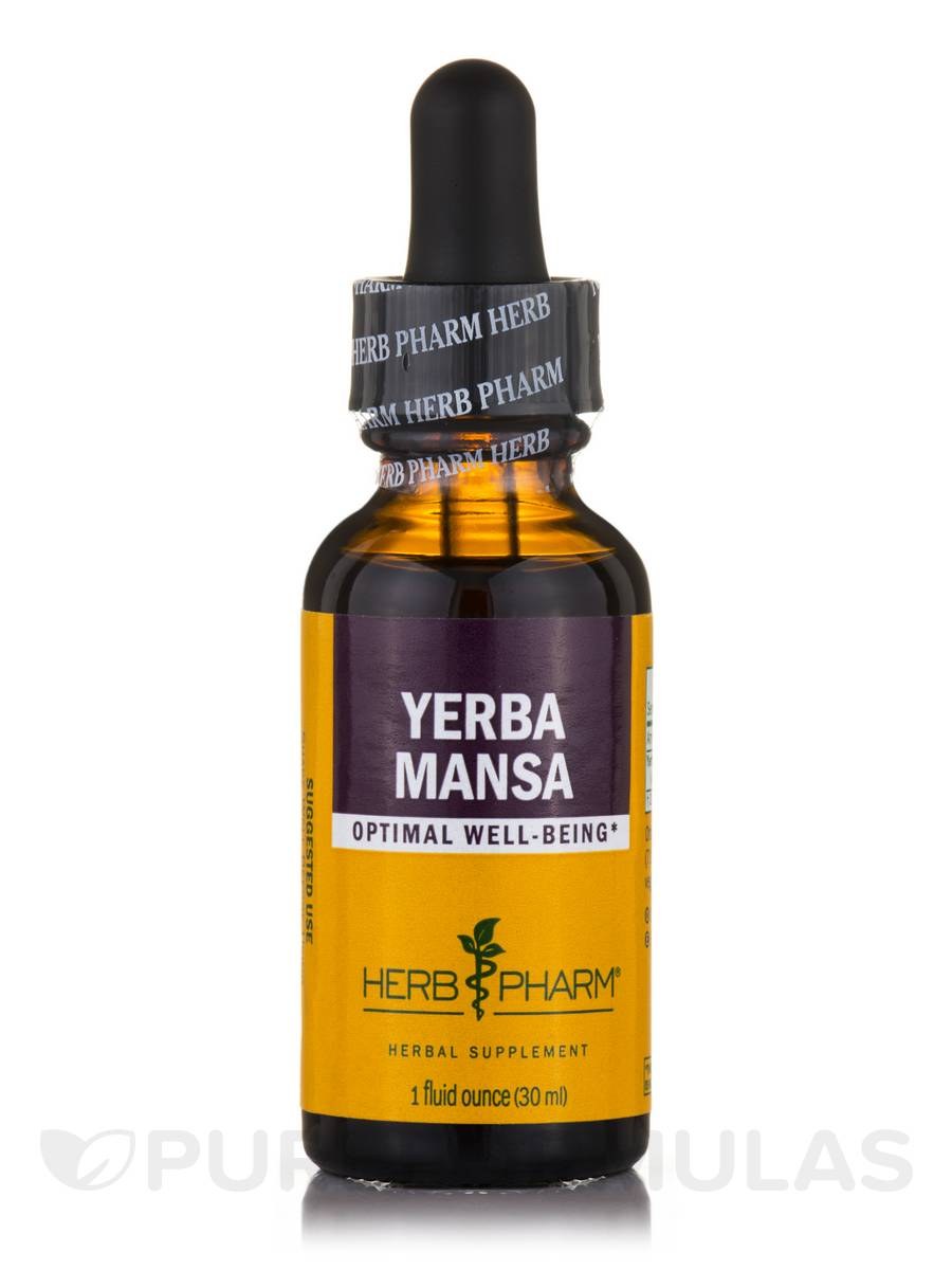 Yerba Mansa - 1 fl. oz (30 ml)