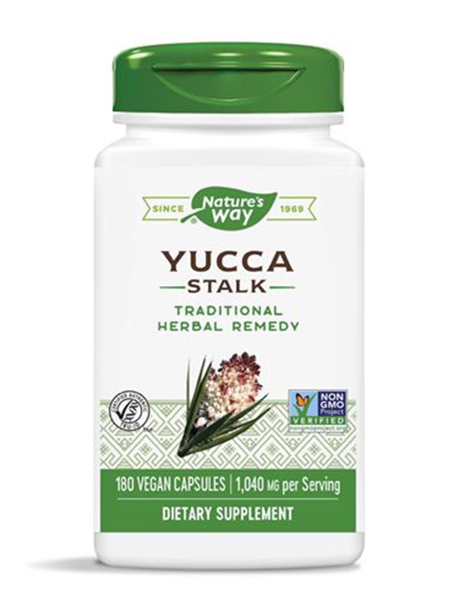Yucca Stalk - 180 Capsules