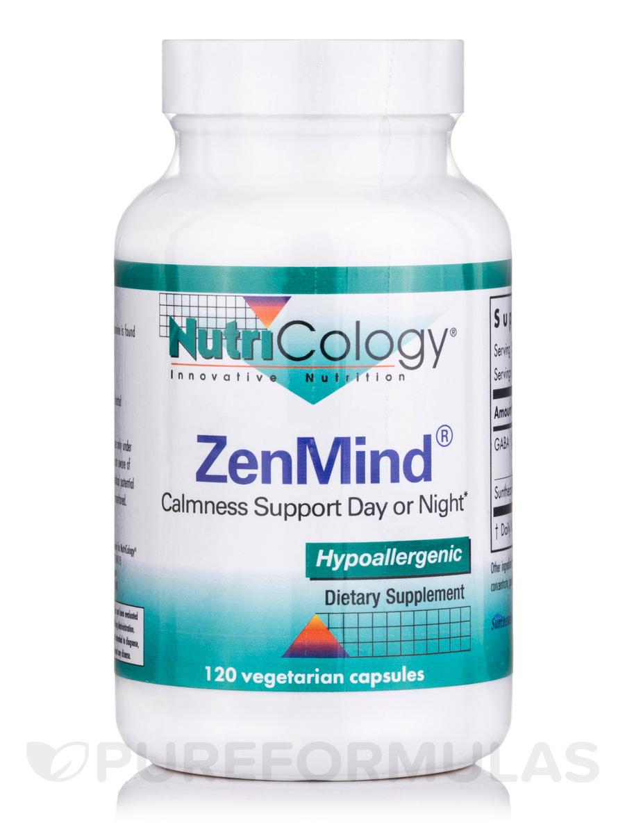 Zenmind - 120 Vegetarian Capsules