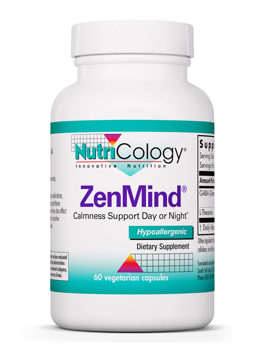 ZenMind - 60 Vegetarian Capsules