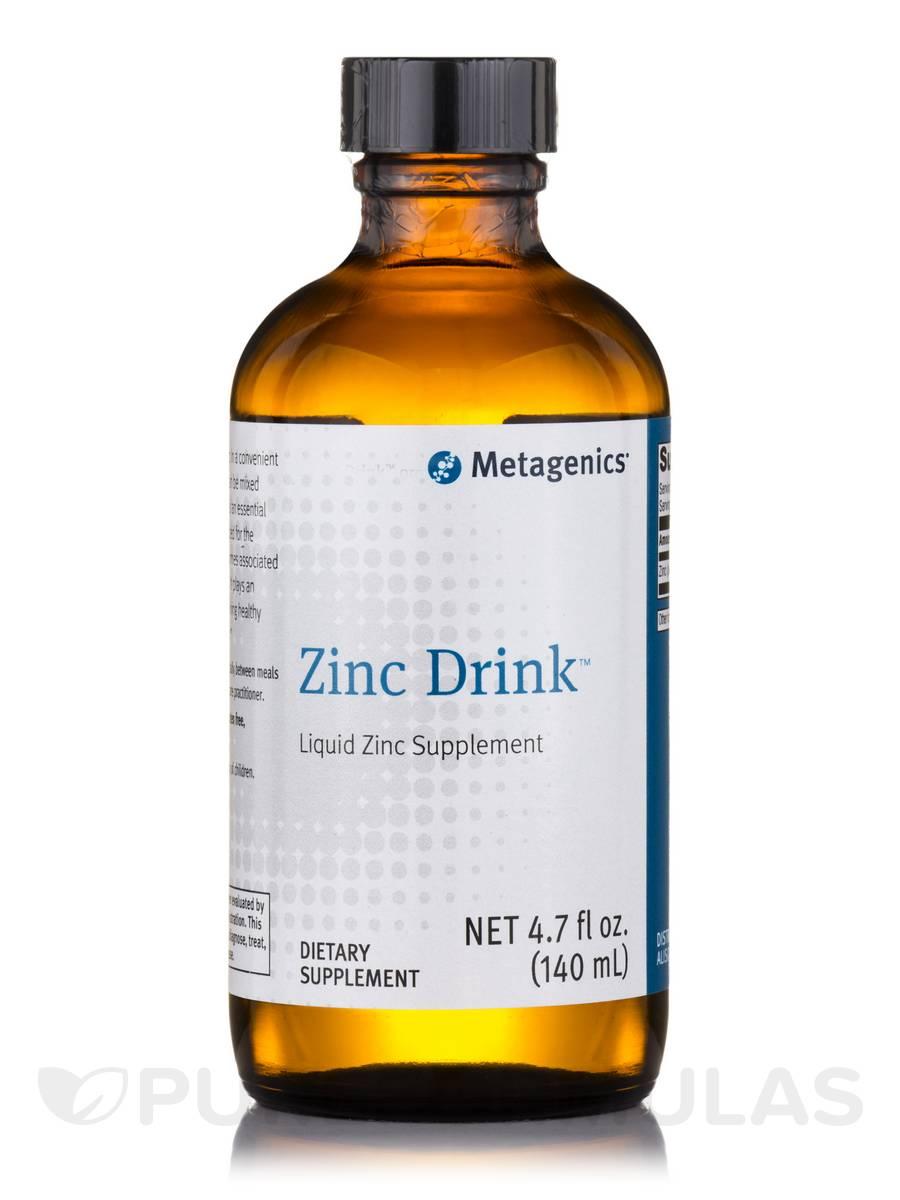 Zinc Drink - 4.7 fl. oz (140 ml)