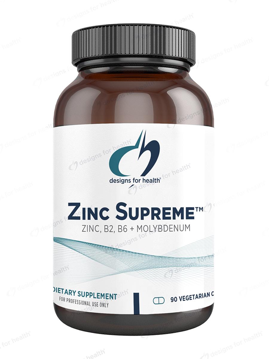 Zinc Supreme - 90 Vegetarian Capsules