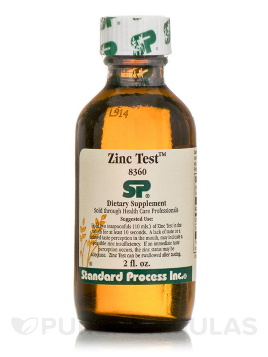 Zinc Test™ - 2 fl. oz