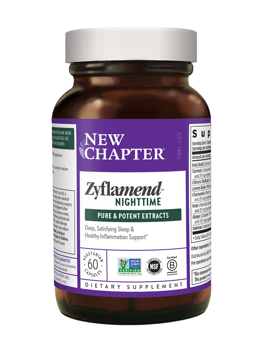 Zyflamend® Night Time - 60 Vegetarian Capsules