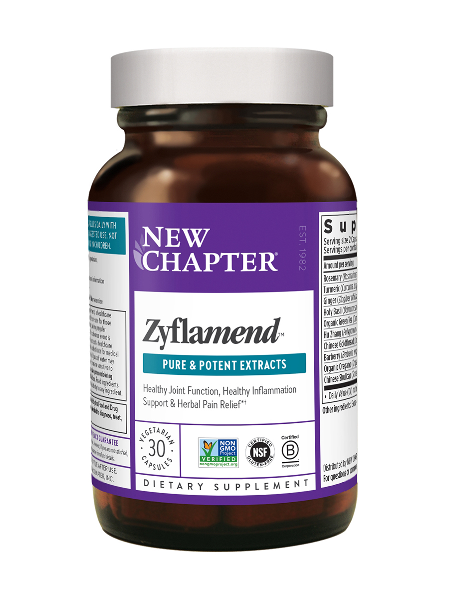 Zyflamend™ Whole Body - 30 Vegetarian Capsules