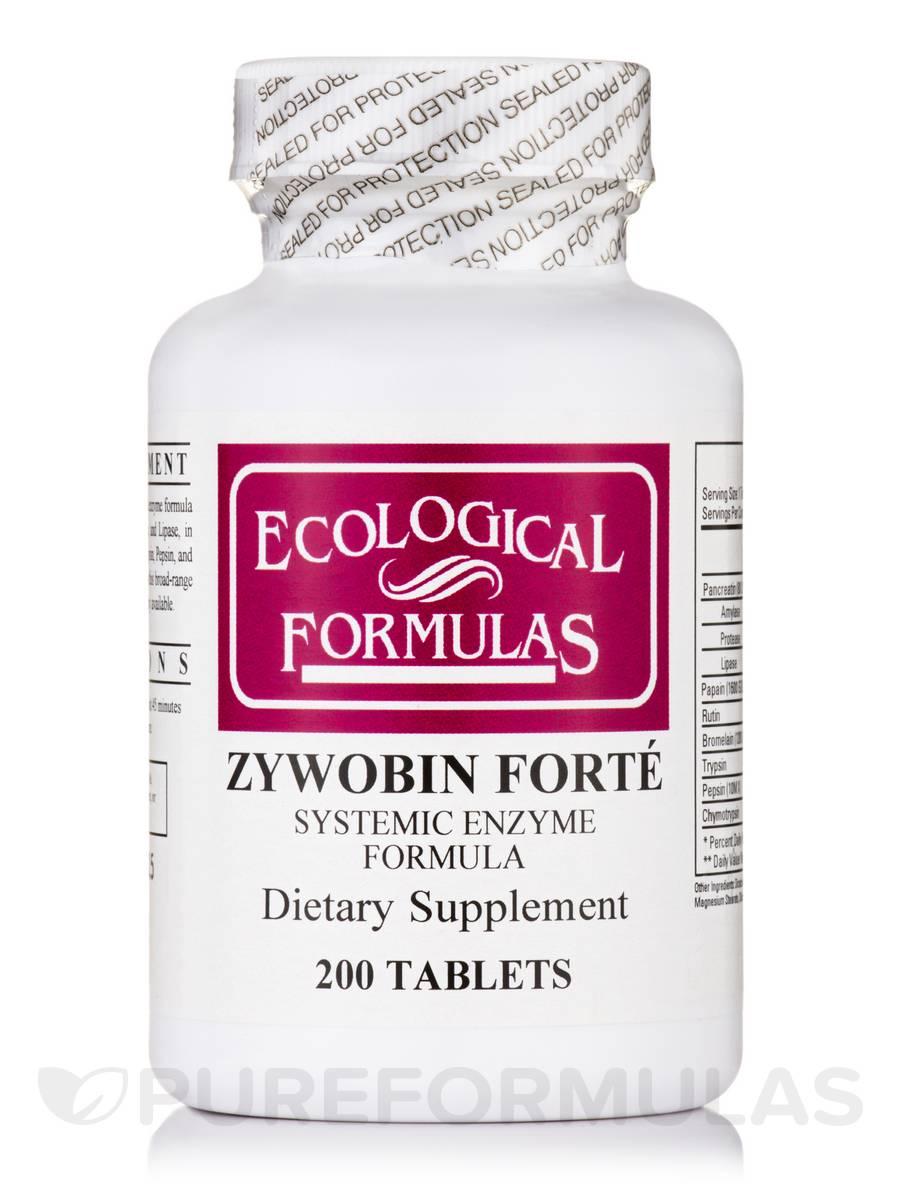 Zywobin Forte - 200 Tablets