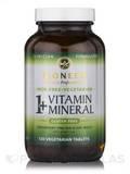 1+ Vitamin Mineral w/o Iron 120 Vegetarian Tablets
