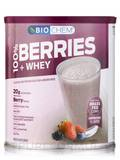 100% Berries & Whey Powder (Berry) - 20.3 oz (575.4 Grams)