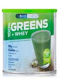 100% Greens & Whey Powder, Vanilla Flavor - 21.3 oz (605 Grams)
