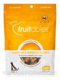 100 % Natural Crunchy Dog Treats, Pumpkin & Banana Flavor - 7 oz (198.5 Grams)