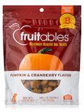 100 % Natural Crunchy Dog Treats, Pumpkin & Cranberry Flavor - 7 oz (198.5 Grams)