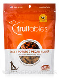 100 % Natural Crunchy Dog Treats, Sweet Potato & Pecan Flavor - 7 oz (198.5 Grams)