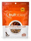 100 % Natural Crunchy Dog Treats, Sweet Potato & Pecan Flavor - 7 oz (198.5 Grams)