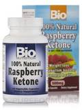 100% Natural Raspberry Ketone 60 Vegetable Capsules