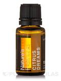 100% Pure Citrus Dreams Uplifting Blend - 15 ml