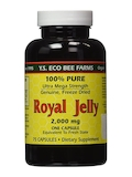 Ultra Mega Strength Freeze Dried Royal Jelly (2,000 mg) - 75 Capsules