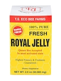 100% Pure Fresh Royal Jelly - 2 oz
