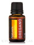 100% Pure Oregano Essential Oil - 15 ml