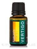 100% Pure Vertigo Nausea Blend - 15 ml