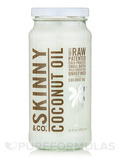 100% Raw Coconut Oil - 16 fl. oz (473.1 ml)