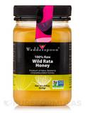 100% Raw Wild Rata Honey - 17.6 oz (500 Grams)