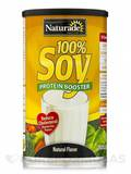 100% Soy Protein Booster (Natural Flavor) 14.8 oz (420 Grams)
