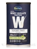 100% Whey Protein Powder (Sugar Free), Matcha Flavor - 10.5 oz (298.8 Grams)