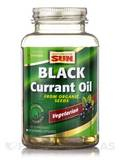 100% Vegetarian Black Currant Oil - 60 Vegetarian Capsules