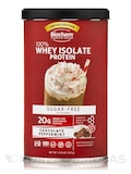 100% Whey Isolate Protein Powder, Chocolate Peppermint Flavor (Limited Edition) - 11.1 oz (315 Grams