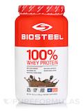 100% Whey Protein, Chocolate Flavor - 26.5 oz (750 Grams)