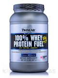 100% Whey Protein Fuel Strawberry 2 lb