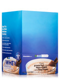 100% Whey Protein Powder, Chocolate Flavor - Box of 10 Packets (1.1 oz / 31.3 Grams each)
