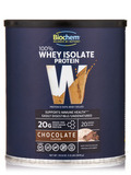 100% Whey Isolate Protein Powder, Chocolate Flavor - 1.9 lbs (30.9 oz / 878 Grams)