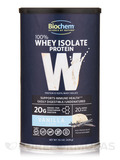 100% Whey Protein Powder, Vanilla Flavor - 15.1 oz (428 Grams)