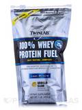 100% Whey Protein Powder Vanilla Slam Zipper Pouch 1 lb