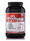 100% Whey Protein (Vanilla) - 26 Servings (2 lb / 32 oz / 909.08 Grams)