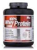 100% Whey Protein - Tub (Vanilla) - 65 Servings (5 lb / 80 oz / 2.26 kg)