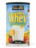 100% Whey Protein Booster Vanilla 12 oz